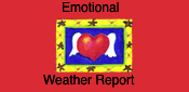 Emotional Weather Report illustration by Christine O'Brien'